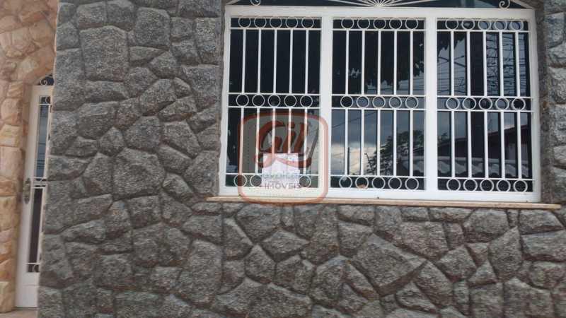 b075a6f0-e3b6-4f00-9355-5f3cf3 - Casa 3 quartos à venda Jardim Sulacap, Rio de Janeiro - R$ 650.000 - CS2660 - 12