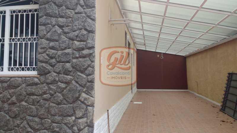 fc4bc69a-f0ef-4953-927c-22101e - Casa 3 quartos à venda Jardim Sulacap, Rio de Janeiro - R$ 650.000 - CS2660 - 19
