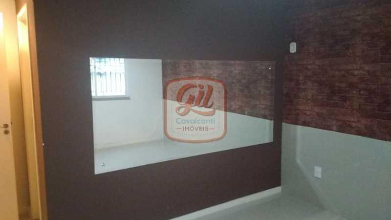 ff8b49d7-d0b2-452e-af05-16696f - Casa 3 quartos à venda Jardim Sulacap, Rio de Janeiro - R$ 650.000 - CS2660 - 21