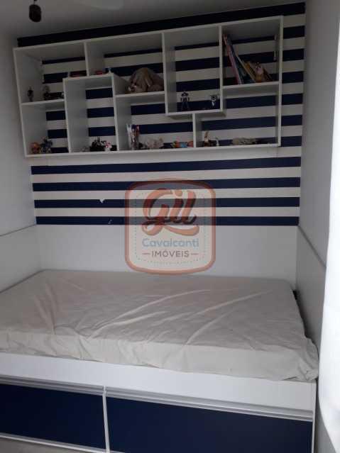 2ef41baf-93d1-482f-9f36-3b0153 - Cobertura 4 quartos à venda Curicica, Rio de Janeiro - R$ 535.000 - CB0257 - 15