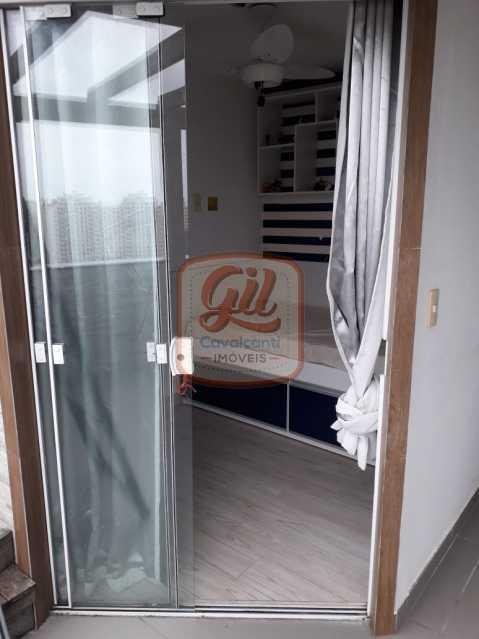 3e8656e0-0efc-4838-8b0b-30a762 - Cobertura 4 quartos à venda Curicica, Rio de Janeiro - R$ 535.000 - CB0257 - 14