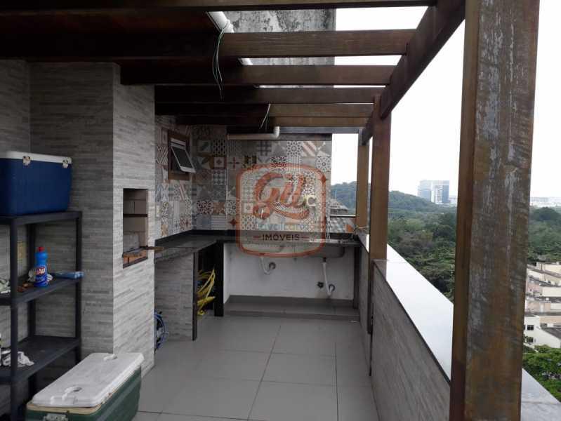 071c40a5-39ec-454c-8fa0-41ce5b - Cobertura 4 quartos à venda Curicica, Rio de Janeiro - R$ 535.000 - CB0257 - 29