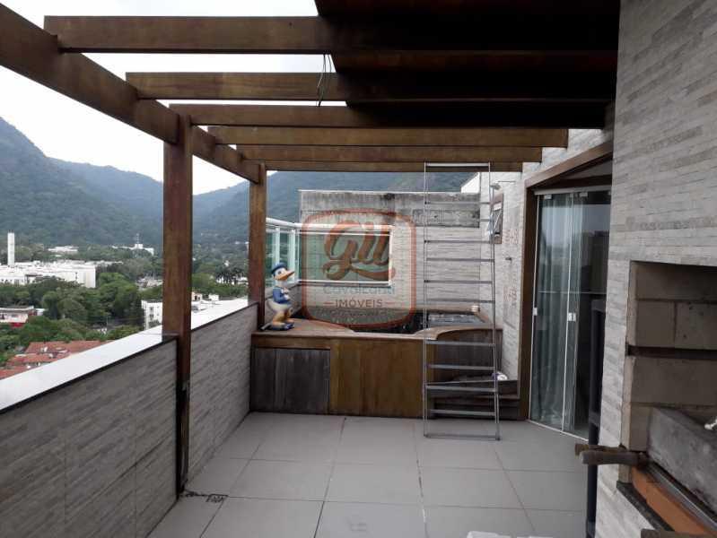 cd1c7cc6-aaad-4aa1-911c-d24ec8 - Cobertura 4 quartos à venda Curicica, Rio de Janeiro - R$ 535.000 - CB0257 - 30