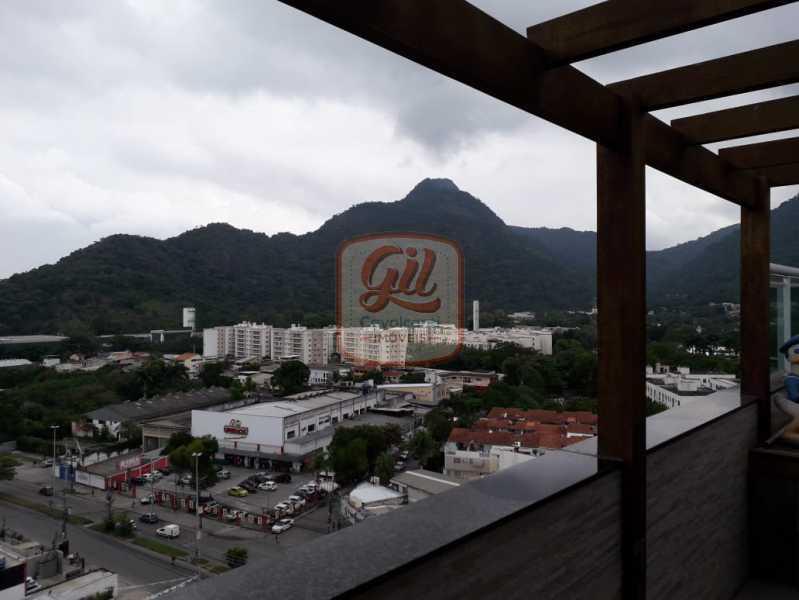 cefd3967-1d8c-4a6f-bfa6-fb9d45 - Cobertura 4 quartos à venda Curicica, Rio de Janeiro - R$ 535.000 - CB0257 - 31
