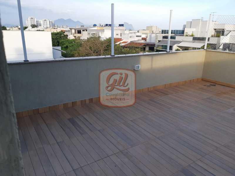 9aa900c0-5aa2-47d8-ae9e-62ef93 - Cobertura 4 quartos à venda Recreio dos Bandeirantes, Rio de Janeiro - R$ 1.900.000 - CB0258 - 7