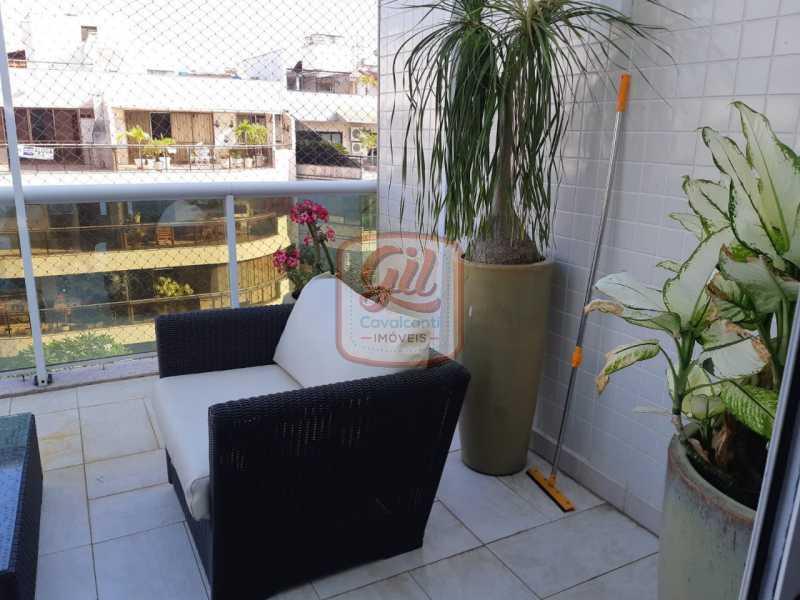791e4d72-891a-4d87-a632-376c15 - Cobertura 4 quartos à venda Recreio dos Bandeirantes, Rio de Janeiro - R$ 1.900.000 - CB0258 - 5