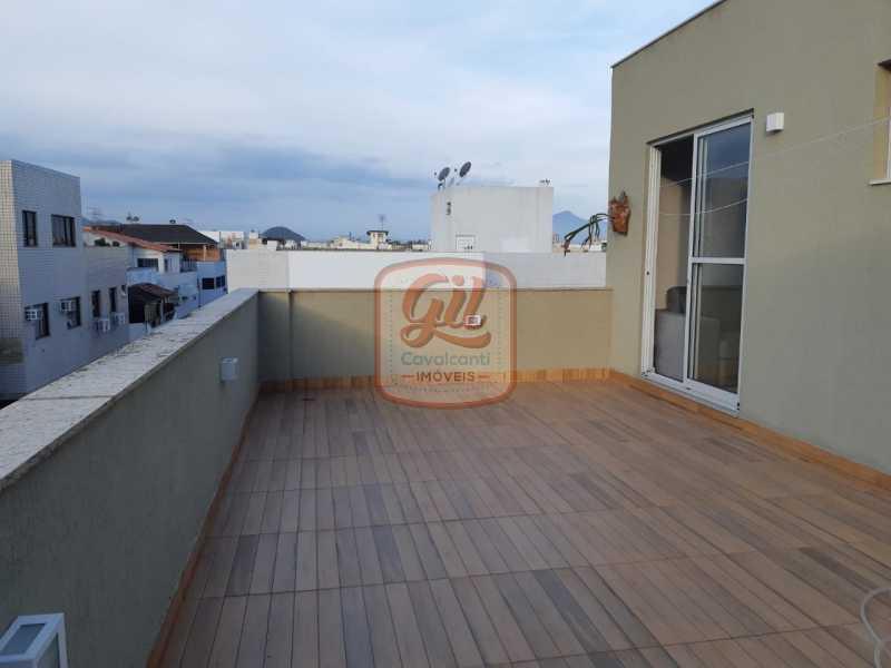 4604a56d-5d41-41cb-b43c-091c6f - Cobertura 4 quartos à venda Recreio dos Bandeirantes, Rio de Janeiro - R$ 1.900.000 - CB0258 - 8