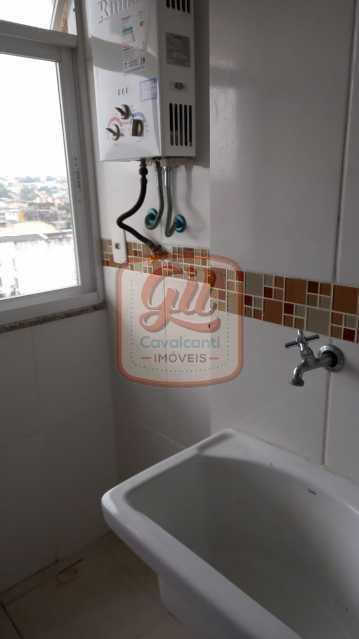 dbc53f88-697c-483d-be8b-51e64a - Apartamento 2 quartos à venda Cascadura, Rio de Janeiro - R$ 220.000 - AP2229 - 28