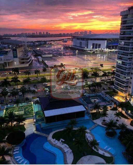 9df25a95-8f2b-4802-aaad-875879 - Apartamento 3 quartos à venda Barra da Tijuca, Rio de Janeiro - R$ 715.000 - AP2234 - 1