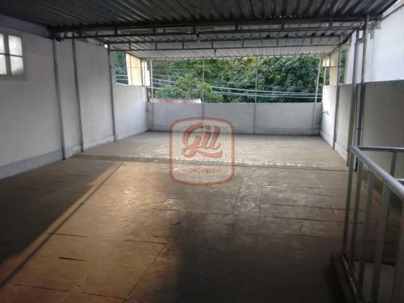 27eedad1-4930-46e8-9544-0cca26 - Casa 4 quartos à venda Pechincha, Rio de Janeiro - R$ 380.000 - CS2664 - 17