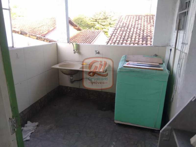 57aac1e9-7a59-4d50-9d91-b2f1a7 - Casa 4 quartos à venda Pechincha, Rio de Janeiro - R$ 380.000 - CS2664 - 16