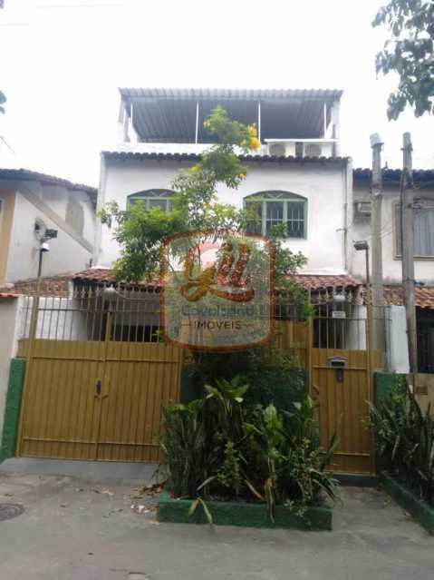 5412abde-9513-4a3d-9fd8-c603b1 - Casa 4 quartos à venda Pechincha, Rio de Janeiro - R$ 380.000 - CS2664 - 5
