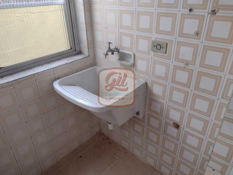 18263bd6-c96c-46ae-9c79-69d4e0 - Apartamento 1 quarto à venda Praça Seca, Rio de Janeiro - R$ 105.000 - AP2235 - 21