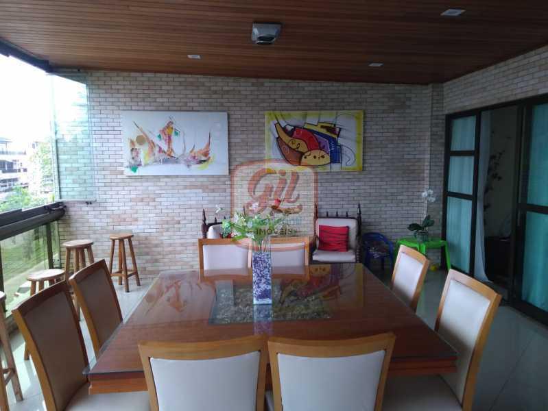 2b217778-7e8c-417a-b8d9-1ace43 - Apartamento 4 quartos à venda Recreio dos Bandeirantes, Rio de Janeiro - R$ 880.000 - AP2239 - 1