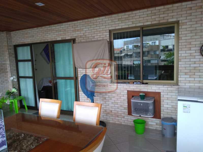 622b0c9b-fc53-4bb7-8b38-9f5332 - Apartamento 4 quartos à venda Recreio dos Bandeirantes, Rio de Janeiro - R$ 880.000 - AP2239 - 3
