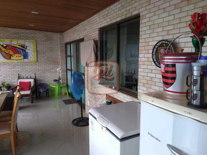 952e657e-72cb-465a-83ea-c5a1f0 - Apartamento 4 quartos à venda Recreio dos Bandeirantes, Rio de Janeiro - R$ 880.000 - AP2239 - 4