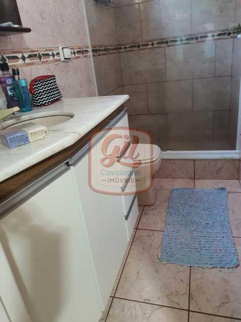 3dc94931-de42-4d4d-865b-311257 - Casa em Condomínio 3 quartos à venda Pechincha, Rio de Janeiro - R$ 595.000 - CS2671 - 20