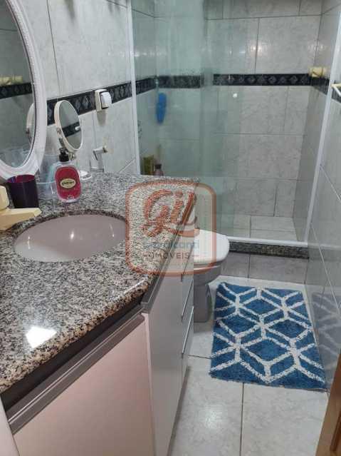 8b1889e4-79d9-4950-a857-520f0b - Casa em Condomínio 3 quartos à venda Pechincha, Rio de Janeiro - R$ 595.000 - CS2671 - 17