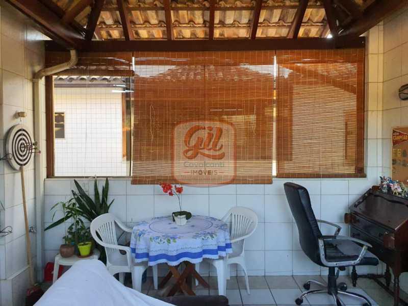 81bb4a75-2d6f-46e0-84fc-9e9594 - Casa em Condomínio 3 quartos à venda Pechincha, Rio de Janeiro - R$ 595.000 - CS2671 - 25