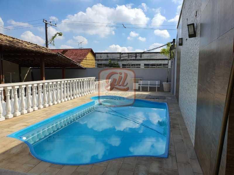 4759fc31-189f-4fe3-b6c8-2eeb10 - Casa em Condomínio 3 quartos à venda Pechincha, Rio de Janeiro - R$ 595.000 - CS2671 - 3