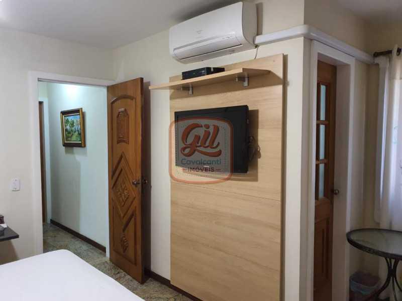 39328843-1340-4674-92d3-cf7374 - Casa em Condomínio 3 quartos à venda Pechincha, Rio de Janeiro - R$ 595.000 - CS2671 - 16