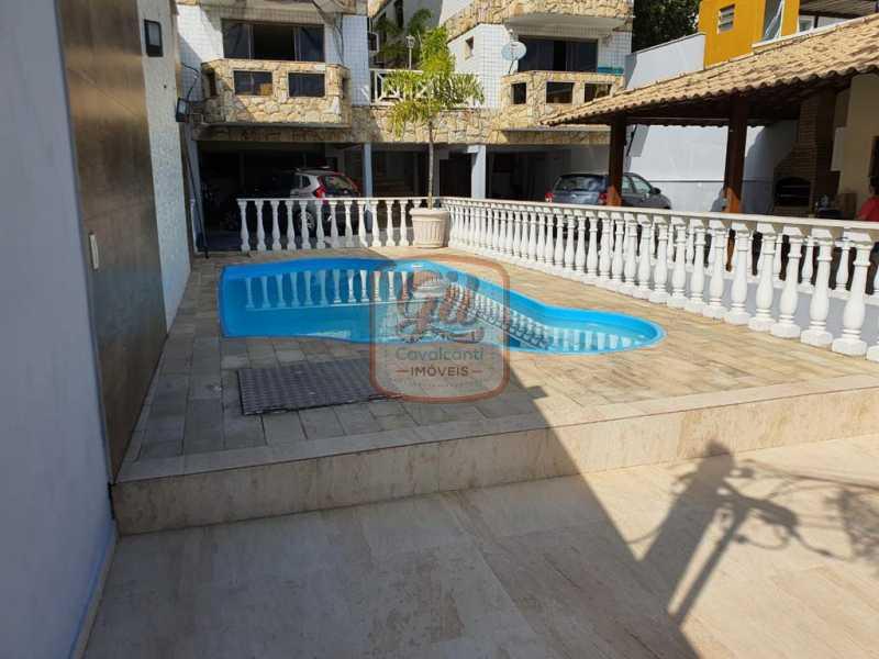 a4536e3a-2877-4599-a6ec-75b60d - Casa em Condomínio 3 quartos à venda Pechincha, Rio de Janeiro - R$ 595.000 - CS2671 - 1