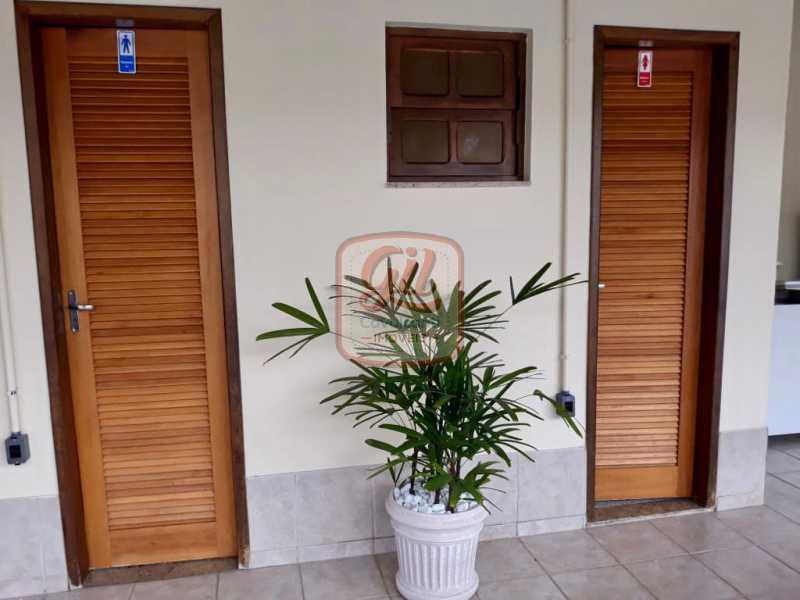 c24f16f0-6c69-4a68-a4ad-639f9c - Casa em Condomínio 3 quartos à venda Pechincha, Rio de Janeiro - R$ 595.000 - CS2671 - 29