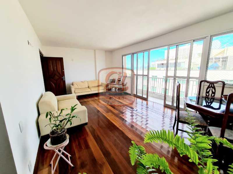 ceab4235-d71e-4800-972b-c83183 - Cobertura 6 quartos à venda Copacabana, Rio de Janeiro - R$ 4.500.000 - CB0262 - 6