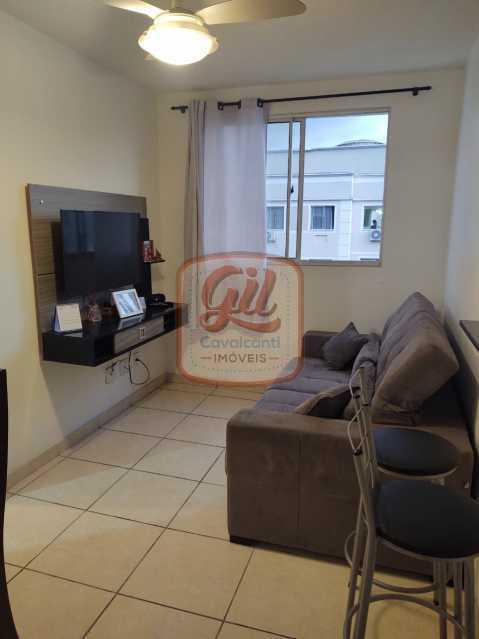 648d6ae8-6d93-4fde-8da2-307dd7 - Apartamento 2 quartos à venda Guadalupe, Rio de Janeiro - R$ 170.000 - AP2253 - 1