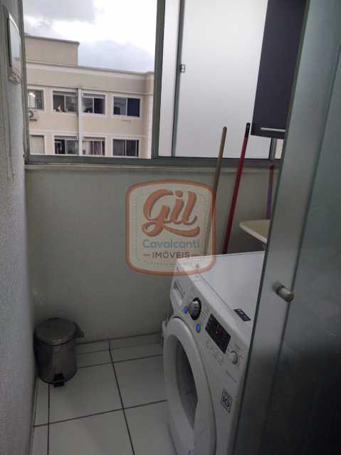 c6215945-fd8e-4d26-887f-f2f015 - Apartamento 2 quartos à venda Guadalupe, Rio de Janeiro - R$ 170.000 - AP2253 - 8