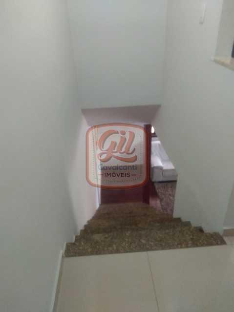 0ba5d11f-9583-4da2-95a2-1e77bd - Casa de Vila 3 quartos à venda Taquara, Rio de Janeiro - R$ 350.000 - CS2677 - 17