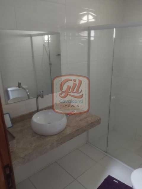 6d181dcd-f0a7-4997-a8be-f50728 - Casa de Vila 3 quartos à venda Taquara, Rio de Janeiro - R$ 350.000 - CS2677 - 23