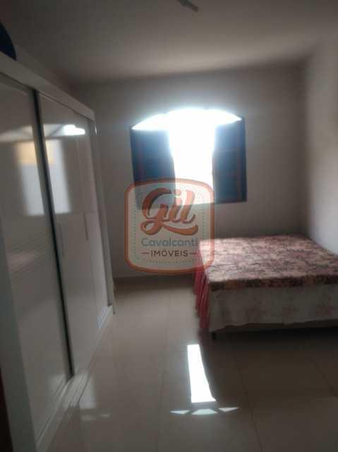 213479ee-10df-4bb1-81d7-830478 - Casa de Vila 3 quartos à venda Taquara, Rio de Janeiro - R$ 350.000 - CS2677 - 21