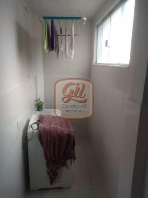 e4b0902d-683f-4e78-8385-7f1632 - Casa de Vila 3 quartos à venda Taquara, Rio de Janeiro - R$ 350.000 - CS2677 - 10