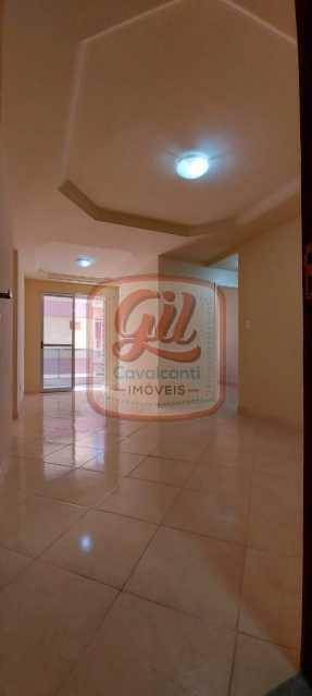58dbcf45-ebb3-43e8-bcb2-48df8a - Apartamento 3 quartos à venda Praça Seca, Rio de Janeiro - R$ 210.000 - AP2263 - 5