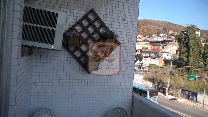 5e1d0768-433f-466a-9a24-99ea46 - Apartamento 2 quartos à venda Tanque, Rio de Janeiro - R$ 169.000 - AP2267 - 7