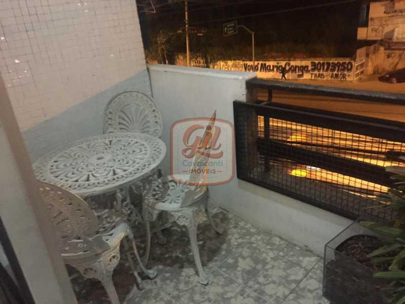 94a2612e-940c-4b01-9200-eef189 - Apartamento 2 quartos à venda Tanque, Rio de Janeiro - R$ 169.000 - AP2267 - 6