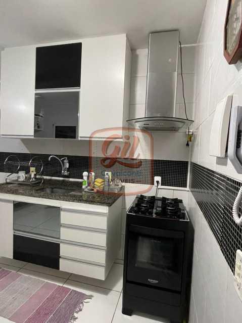 5a7274ab-c7ac-4956-9daa-1d900f - Casa em Condomínio 2 quartos à venda Tanque, Rio de Janeiro - R$ 290.000 - CS2683 - 4