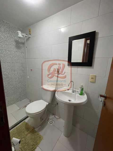 38a90c3c-58f7-4820-a529-9b251a - Casa em Condomínio 2 quartos à venda Tanque, Rio de Janeiro - R$ 290.000 - CS2683 - 28