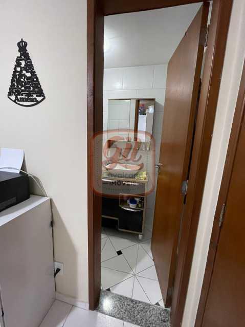 98a350d5-6a64-4d56-bf42-7625a8 - Casa em Condomínio 2 quartos à venda Tanque, Rio de Janeiro - R$ 290.000 - CS2683 - 22