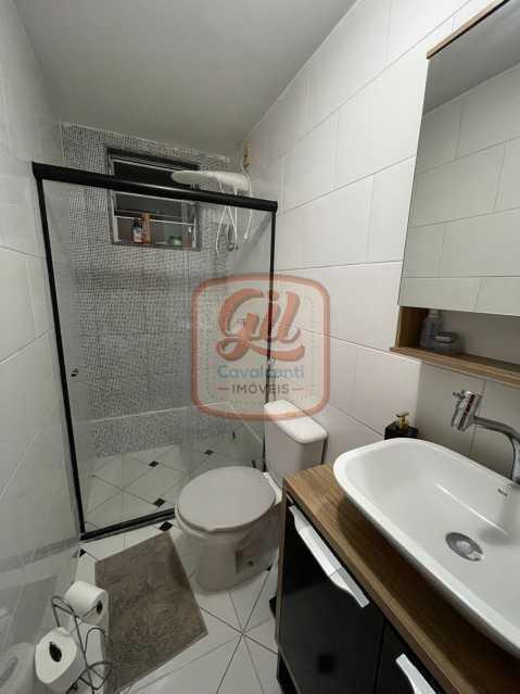 722b7aa6-ba9e-4069-9e54-8017d4 - Casa em Condomínio 2 quartos à venda Tanque, Rio de Janeiro - R$ 290.000 - CS2683 - 24