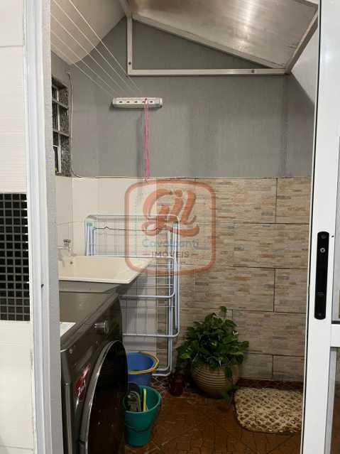 6968ddec-dc33-4050-b449-6527c7 - Casa em Condomínio 2 quartos à venda Tanque, Rio de Janeiro - R$ 290.000 - CS2683 - 7