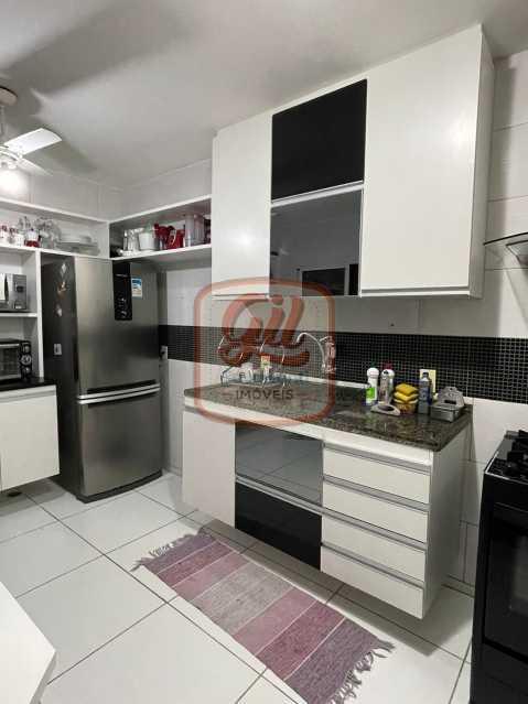 a047f6b0-1060-4993-98b5-2991f5 - Casa em Condomínio 2 quartos à venda Tanque, Rio de Janeiro - R$ 290.000 - CS2683 - 5