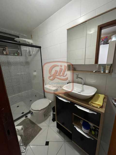 ab50fc64-d699-443d-add2-b383f4 - Casa em Condomínio 2 quartos à venda Tanque, Rio de Janeiro - R$ 290.000 - CS2683 - 23