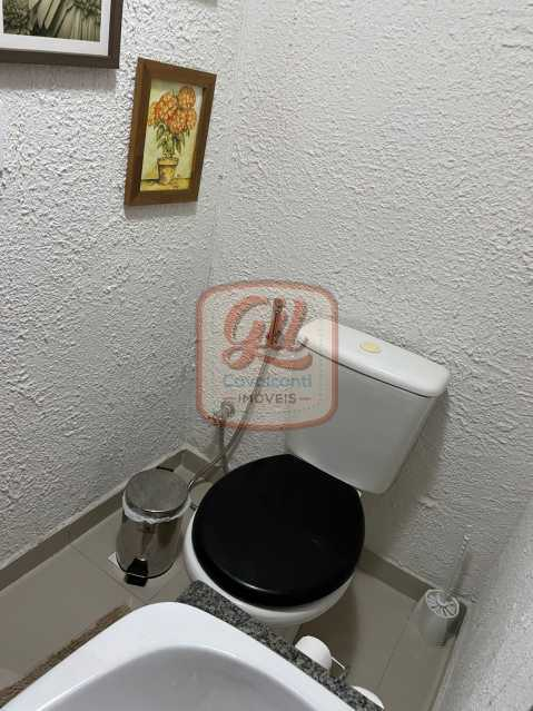 c1901efb-69a7-4aa6-a4eb-47c511 - Casa em Condomínio 2 quartos à venda Tanque, Rio de Janeiro - R$ 290.000 - CS2683 - 10