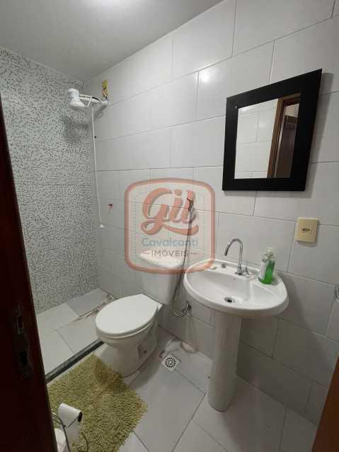 ccd5225d-d1af-4dee-8690-5e0252 - Casa em Condomínio 2 quartos à venda Tanque, Rio de Janeiro - R$ 290.000 - CS2683 - 29