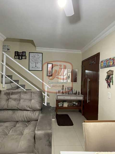 d2fd4e83-fbb8-4d15-b6fd-d70a24 - Casa em Condomínio 2 quartos à venda Tanque, Rio de Janeiro - R$ 290.000 - CS2683 - 15