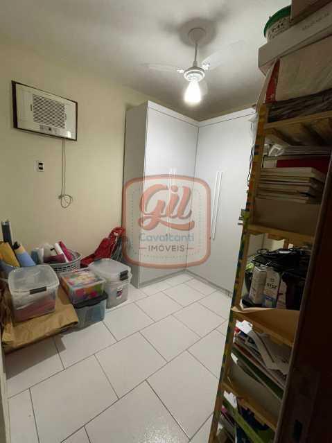 df40e3b1-9680-4e86-8afe-661aff - Casa em Condomínio 2 quartos à venda Tanque, Rio de Janeiro - R$ 290.000 - CS2683 - 27