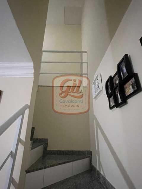 df409234-f07d-485b-9c2a-6328e1 - Casa em Condomínio 2 quartos à venda Tanque, Rio de Janeiro - R$ 290.000 - CS2683 - 16