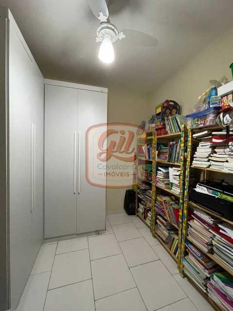 f5d1d470-45bc-4c1f-8499-d02f04 - Casa em Condomínio 2 quartos à venda Tanque, Rio de Janeiro - R$ 290.000 - CS2683 - 25